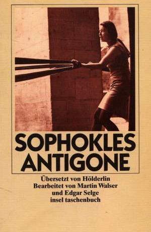 Antigone Sofoklo meki uvez