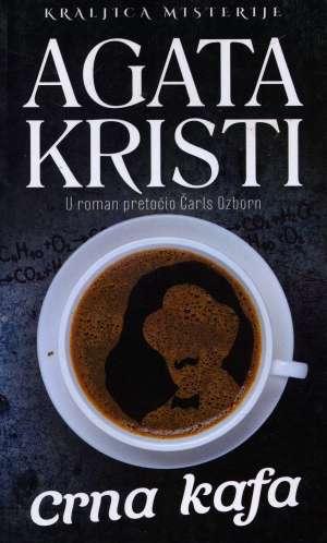 Crna kafa Christie Agatha meki uvez