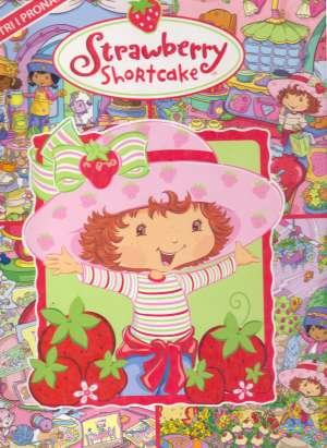 Strawberry shortcake Joanna Spathis tvrdi uvez