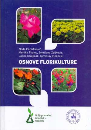 Osnove florikulture G.A. tvrdi uvez