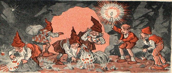 patuljci i vilenjaci ezop antikvarijat