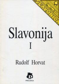 Rudolf Horvat - Slavonija I