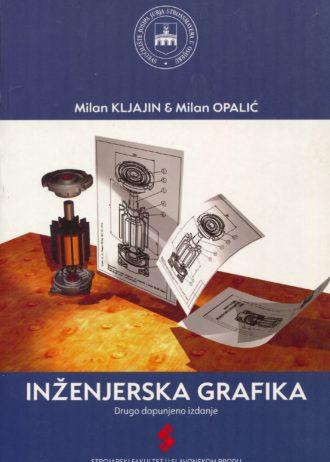 Milan Kljajin, Milan Opačić - Inženjerska grafika