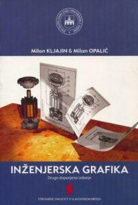 Inženjerska grafika Milan Kljajin, Milan Opačić