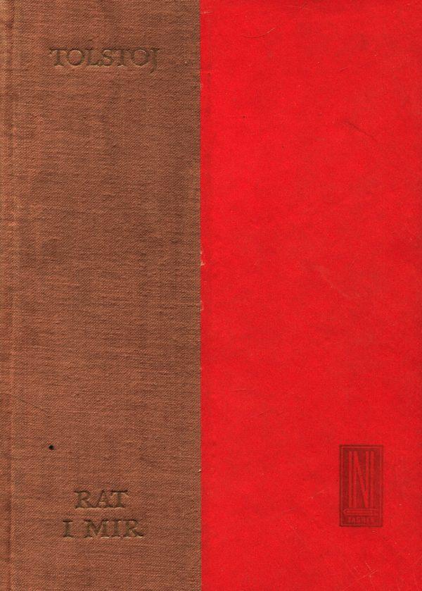 Rat i mir 1-2 Tolstoj Lav Nikolajevič