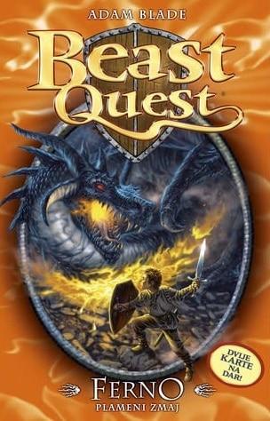 Beast Quest - U potrazi za zvijerima 1-3 Blade Adam