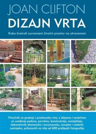 Joan Clifton - Dizajn vrta