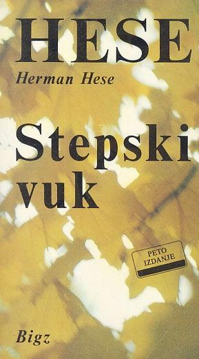 Stepski vuk Hesse Hermann