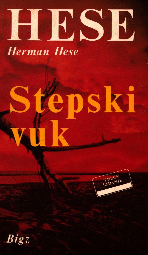 Hesse Hermann - Stepski vuk