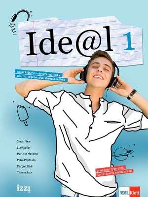 IDE@L 1: radna bilježnica njemačkoga jezika za 1. razred gimnazija i strukovnih škola !2019! - Sarah Fleer, Michael Koenig, Petra Pfeifhofer, Margret Rodi, Cordula Schurig, Yvonne Jock