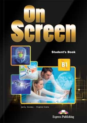 ON SCREEN B1 - Udžbenik iz engleskog jezika za 1. i 2. gimnazija i četverogodišnje strukovne škole autora Jenny Dooley, Virginia Evans