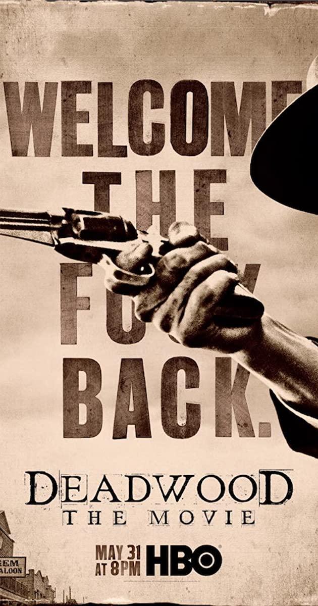 37. epizoda Deadwooda