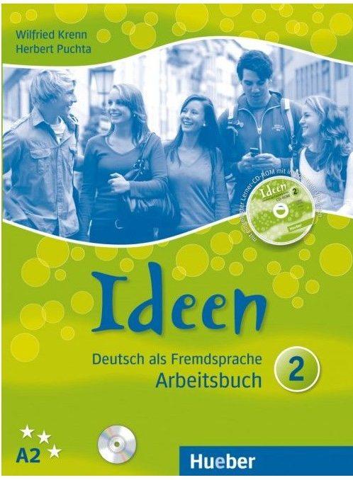 IDEEN 2 : udžbenik za njemački jezik, 1. i 2. razred gimnazija i strukovnih škola, 6./7. i 9./10. godina učenja autora Wilfried Krenn, Herbert Puchta