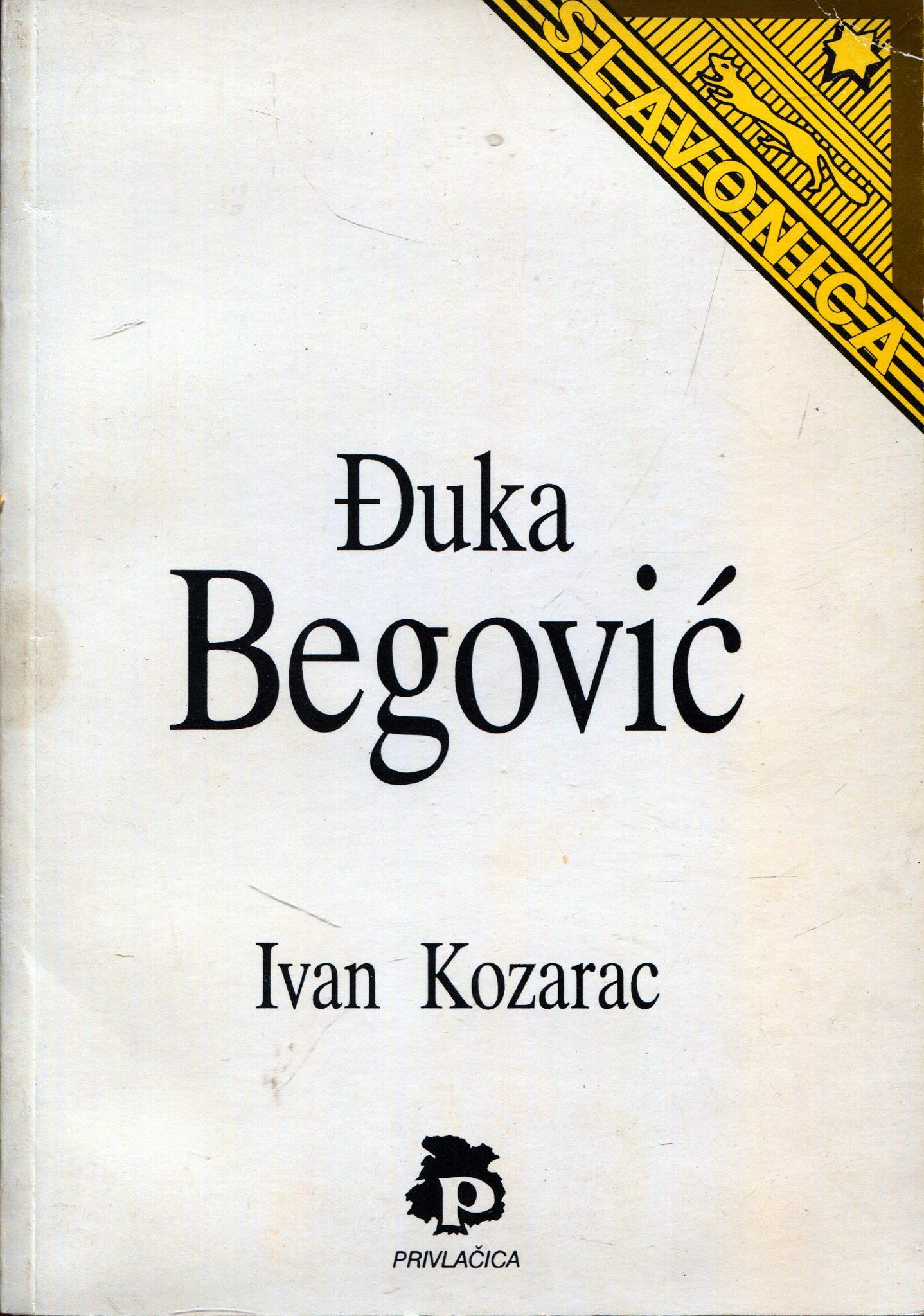 Kozarac Ivan - Đuka Begović