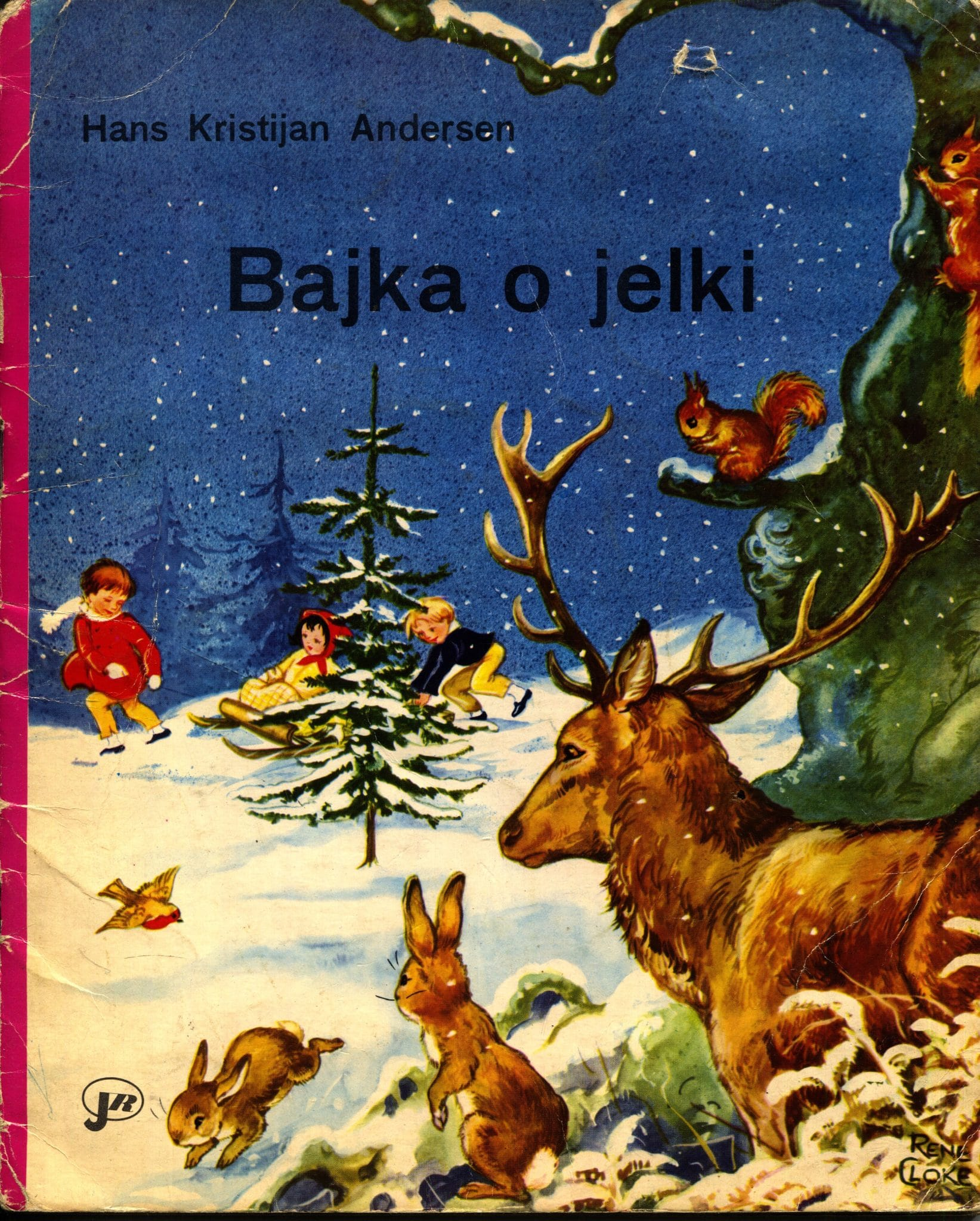 Andersen Hans Kristijan - Bajka o jelki