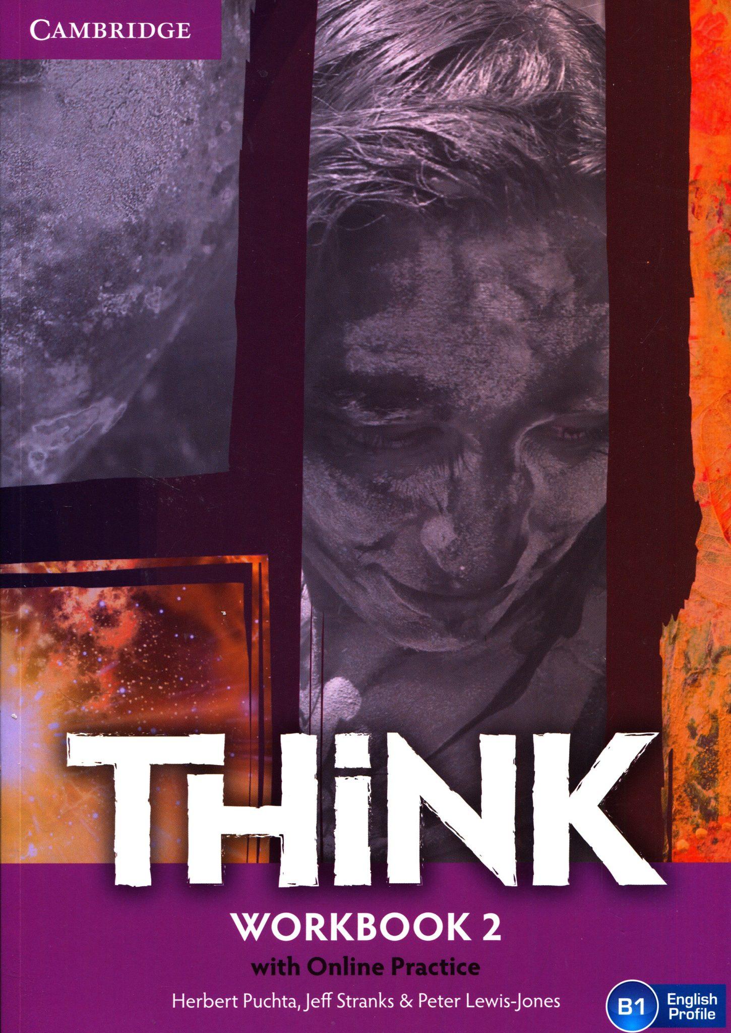 Herbert Puchta, Jeff Stranks, Peter Lewis-Jones - THINK B1: radna bilježnica engleskog jezika za 1. razred gimnazija i četverogodišnjih strukovnih škola