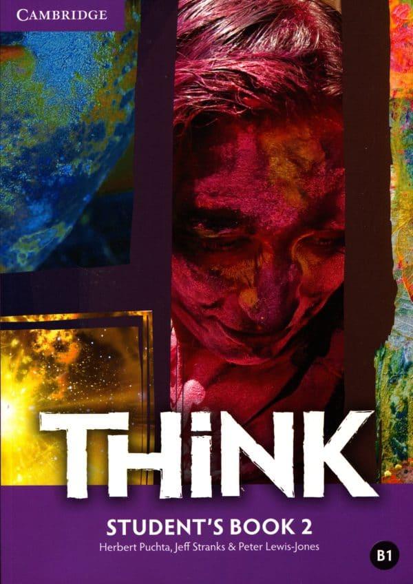 THINK B1 : udžbenik engleskog jezika s dodatnim digitalnim sadržajima za prvi razred gimnazija i četverogodišnjih škola autora Herbert Puchta, Jeff Stranks, Peter Lewis-Jones
