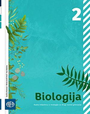 biologija 2: radna bilježnica iz biologije  za drugi razred gimnazije autora Sunčica Remenar, Mirela Sertić Perić, Fran Rebrina