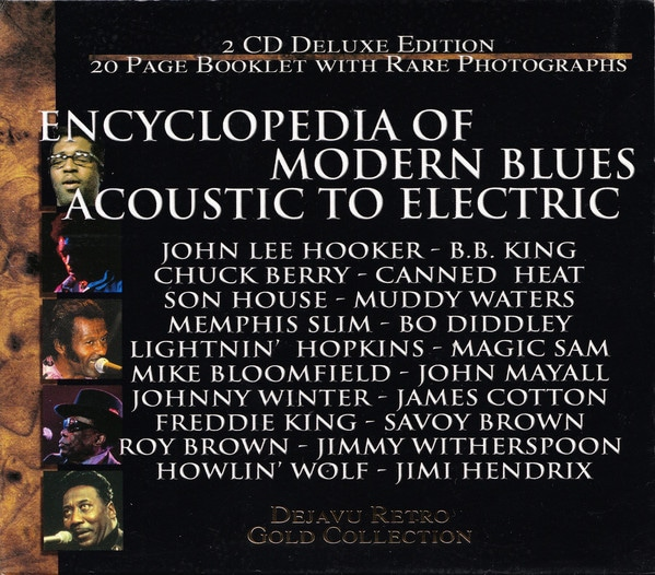 Encyclopedia of modern blues acoustic to electric G.A.