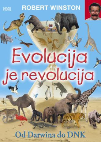 Robert Winston - Evolucija je revolucija