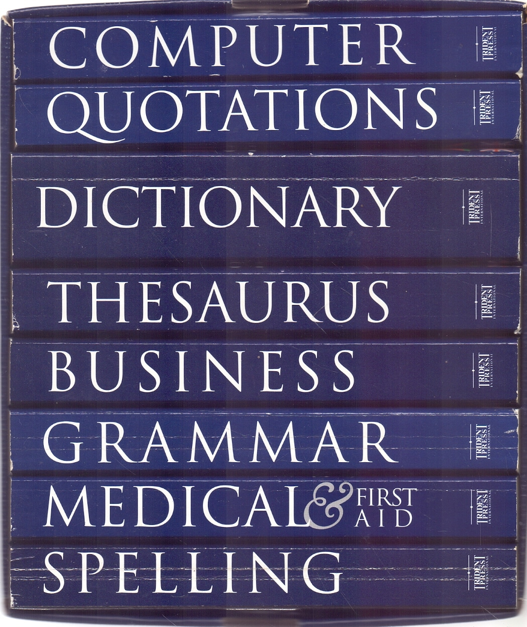 g. a. - Websters pocket reference library