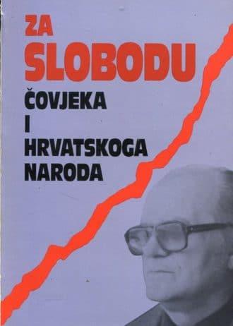 Franjo Nevistić - Za slobodu čovjeka i hrvatskoga naroda