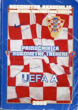 Pero Dujmović, Vatroslav Mihačić, uredili - Priručnik za nogometne trenere UEFA - A