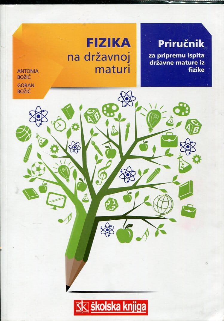 Fizika na državnoj maturi Antonia Božić, Goran Božić