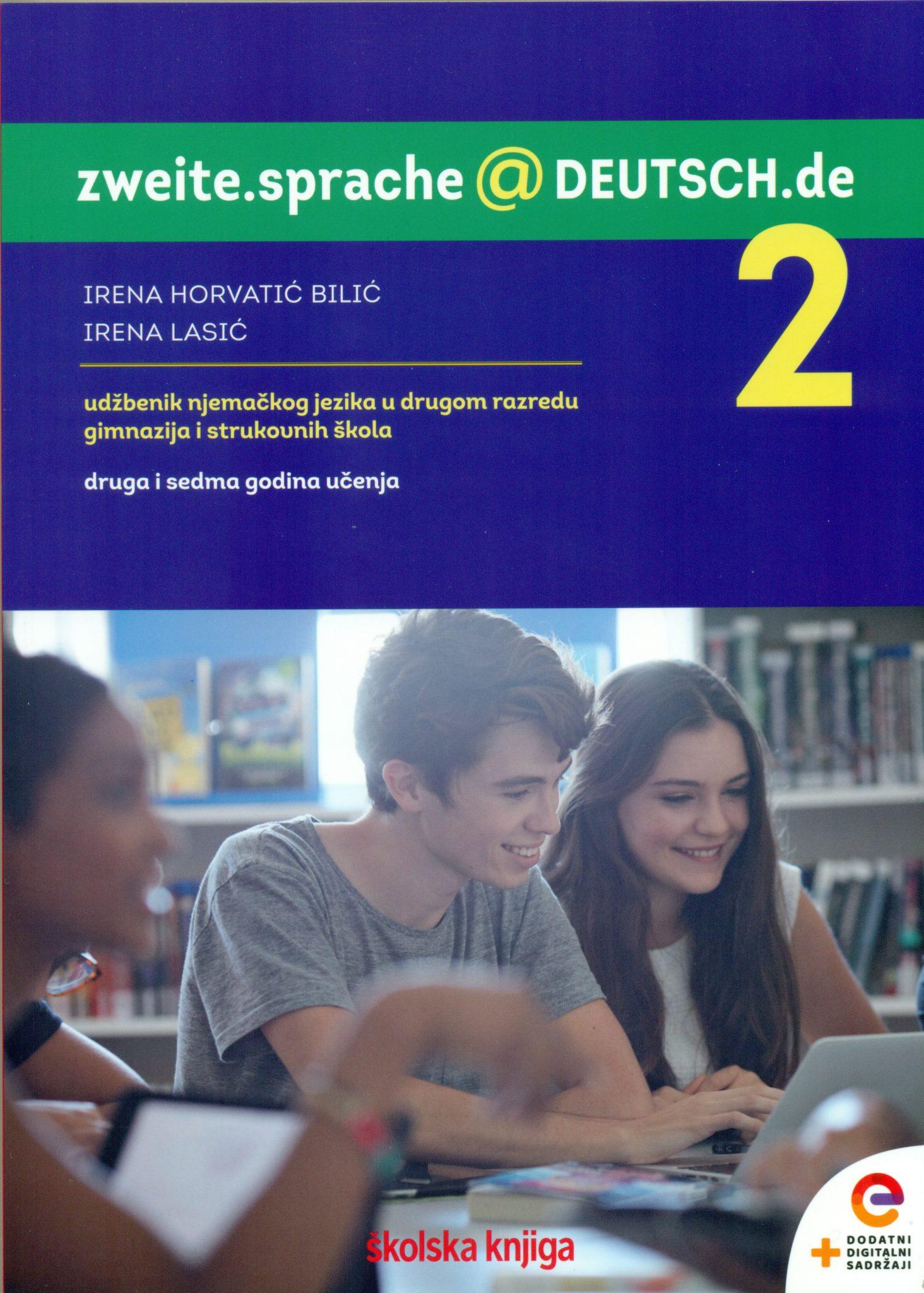 ZWEITE.SPRACHE@DEUTSCH.DE 2 - udžbenik njemačkog jezika