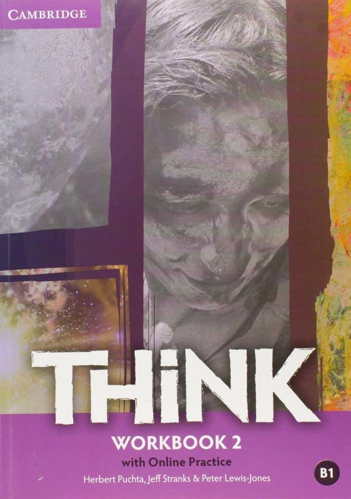 think B1: radna bilježnica engleskog jezika za 1. razred gimnazija i četverogodišnjih strukovnih škola autora Herbert Puchta, Jeff Stranks, Peter Lewis-Jones