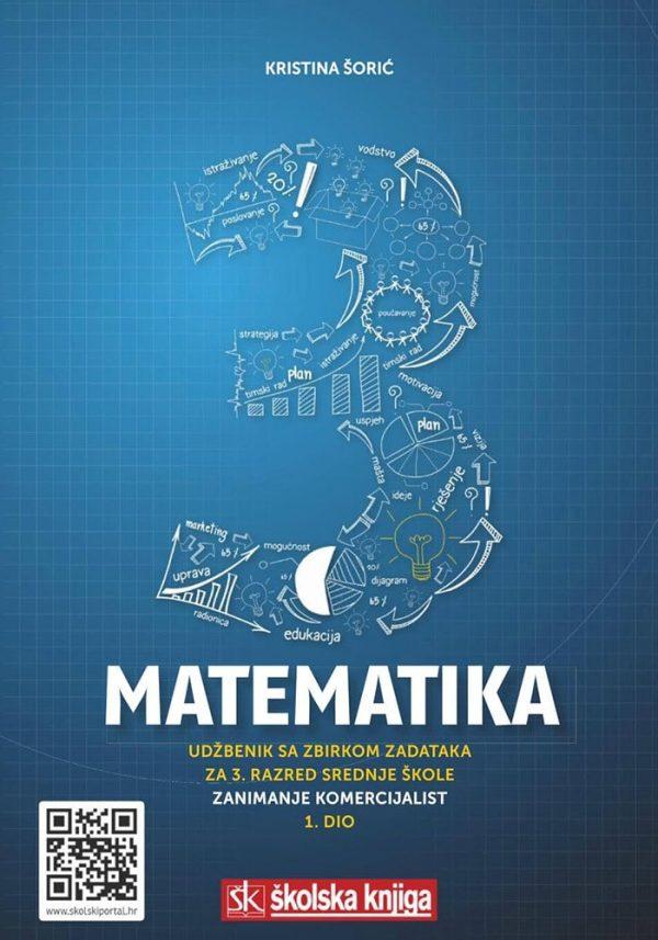 MATEMATIKA 3 : udžbenik sa zbirkom zadataka - 1. dio