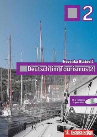 DEUTSCH IN TOURISMUS 2 udžbenik