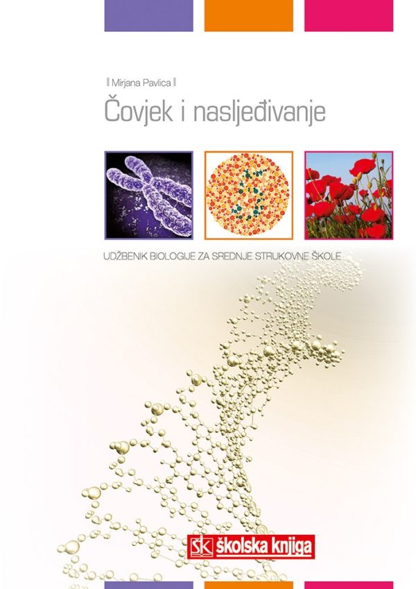 ČOVJEK I NASLJEĐIVANJE -  MODUL D  : udžbenik biologije
