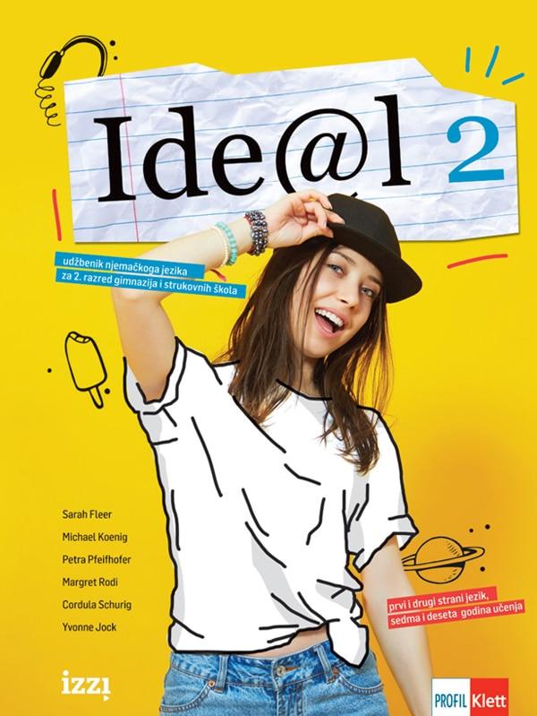 IDE@L 2: udžbenik njemačkoga jezika za