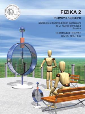 FIZIKA 2, POJMOVI I KONCEPTI : udžbenik za 2. razred gimnazija (B - inačica) autora Dubravko Horvat, Dario Hrupec