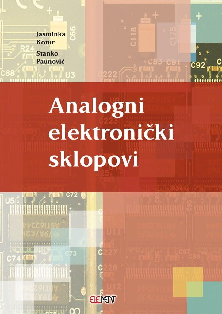 ANALOGNI ELEKTRONIČKI SKLOPOVI : udžbenik