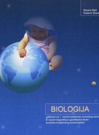 BIOLOGIJA: udžbenik za