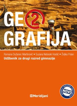 GEOGRAFIJA 2 : udžbenik iz geografije za II. razred gimnazije