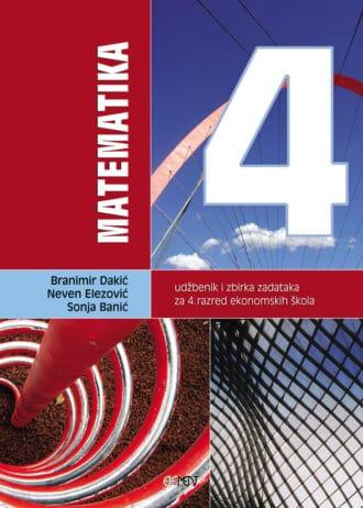 MATEMATIKA 4 : udžbenik i zbirka zadataka za