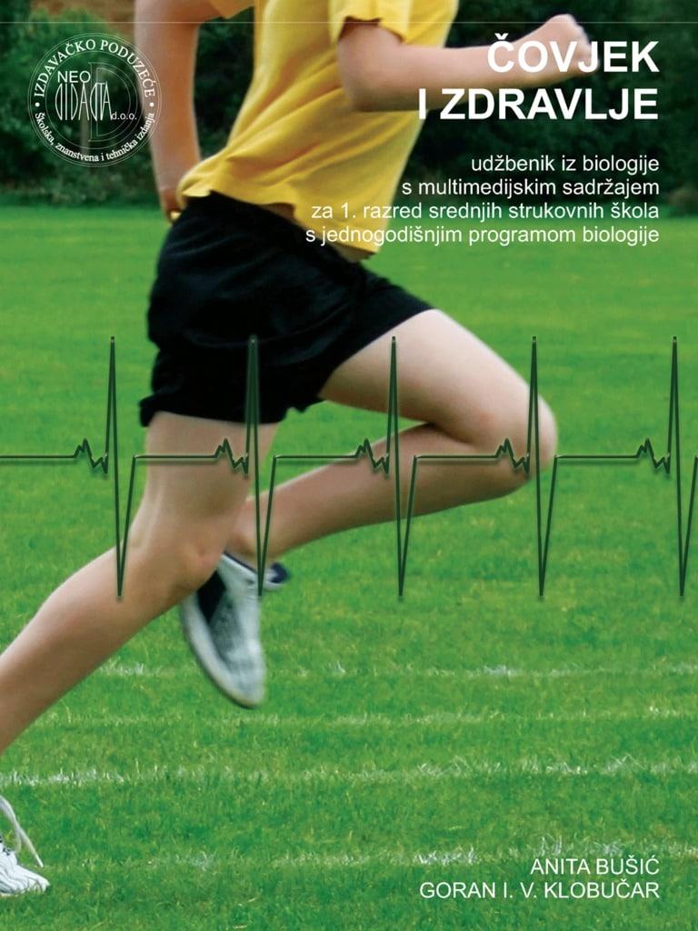 ČOVJEK I ZDRAVLJE  : udžbenik iz biologije s multimedijskim sadržajem za