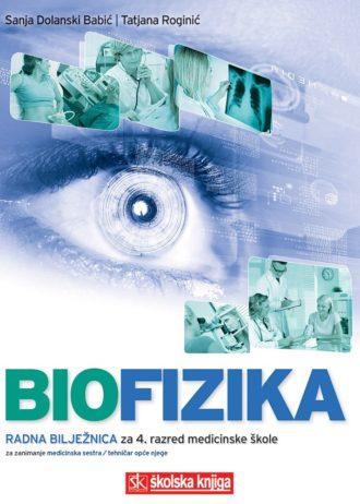 biofizika : radna bilježnica za