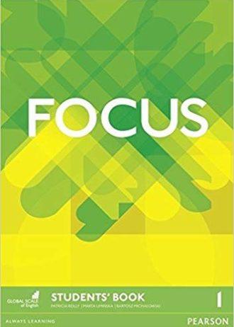 Patricia Reilly, Marta Uminska, Bartosz Michalowski - FOCUS 1 : udžbenik engleskog jezika za 1. razred gimnazija i srednjih škola