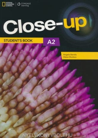 Anglea Bandis, Diana Shotton - CLOSE-UP A2 : Student's book