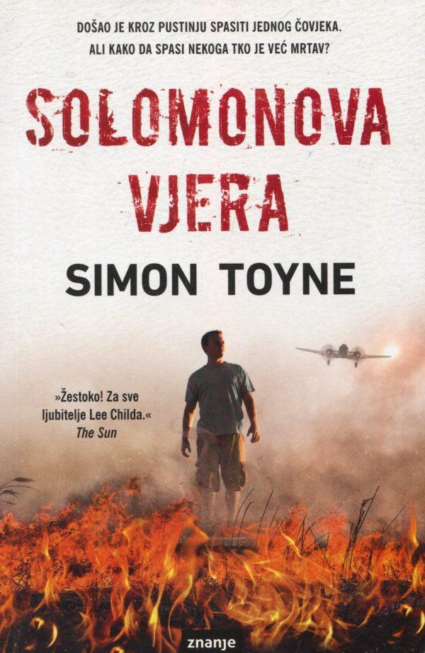 Toyne Simon - Solomonova vjera
