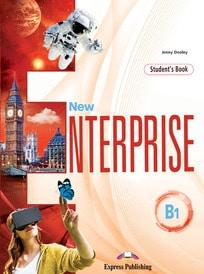 NEW ENTERPRISE B1 : udžbenik iz engleskog jezika za 2. razred gimnazija i četverogodišnjih strukovnih škola, prvi i drugi strani jezik autora Jenny Dooley