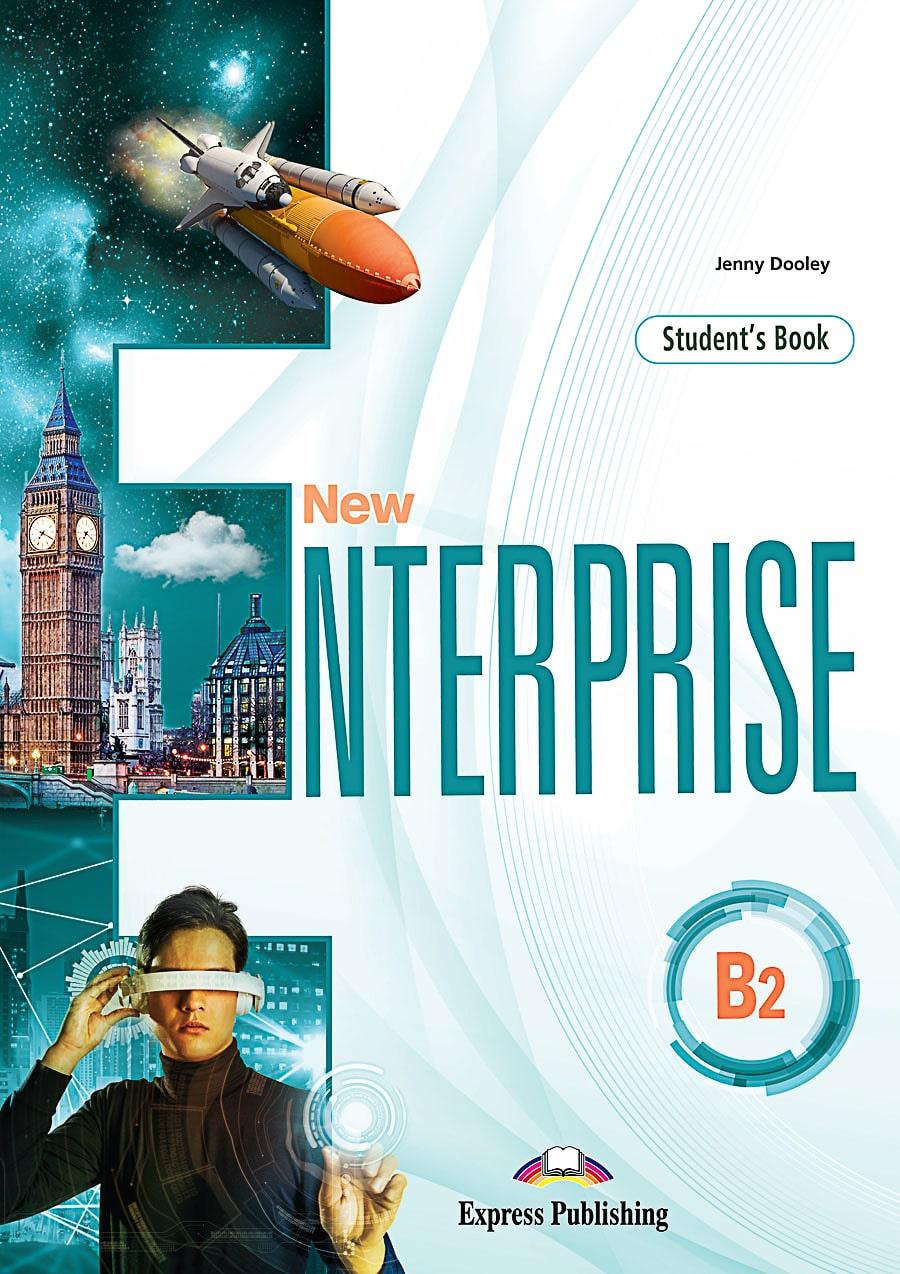 NEW ENTERPRISE B2 : udžbenik iz engleskog jezika  za 3. i 3. i 4. razred gimnazija i četverogodišnjih strukovnih škola, prvi i drugi strani jezik autora Jenny Dooley