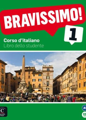 BRAVISSIMO! 1 : udžbenik za talijanski jezik, 1. i/ili 2. razred gimnazija; corso d'italiano, libro dello studente autora Marilisa Birello, Albert Vilagrasa