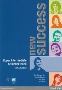 NEW SUCCESS UPPER-INTERMEDIATE : udžbenik za 3. razred gimnazija, -  prvi strani jezik (11. godina učenja); 2. i 3. razred jezičnih gimnazija, prvi strani jezik (10. i 11. godina učenja); 3. razred srednjih strukovnih četverogodišnjih škola, prvi strani jezik (11. godina učenja); za 3. razred gimnazija u onim školama koje imaju mogućnost učenja engleskog jezika kao drugog stranog jezika kao nastavljači (8. godina učenja) - Jane Comyns Carr, Jennifer Parsons, Peter Moran, Jenny Day