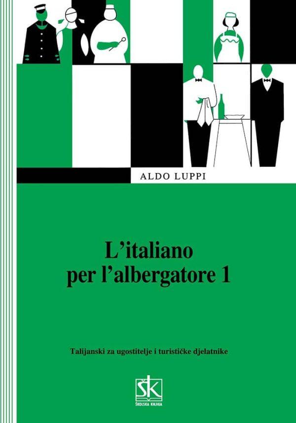 L'italiano per l'albergatore 1 autora Aldo Luppi