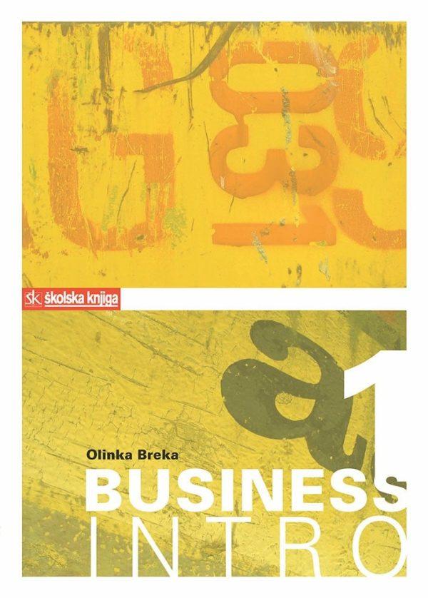 business intro 1, radna bilježnica, 3. razred, 8. godina učenja za ekonomske škole autora Olinka Breka